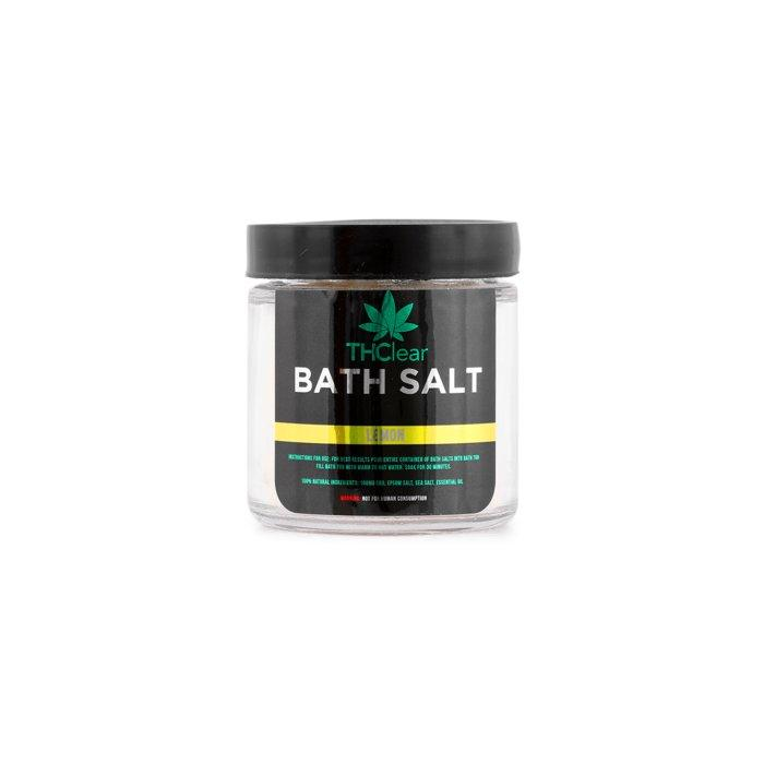 THClear CBD Bath Salt VANILLA 100mg