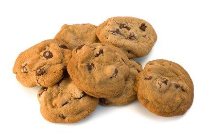 10pk Mini Cookies CHOCOLATE CHIP COOKIES