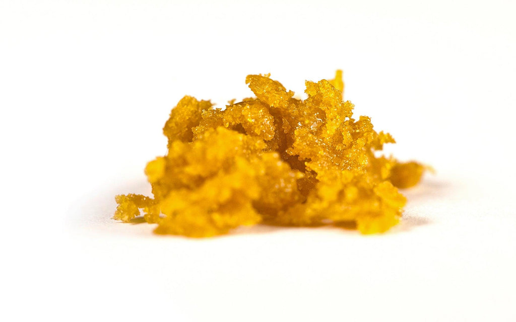 HV 1g Live Resin Sugar GREEN CRACK (Sativa)