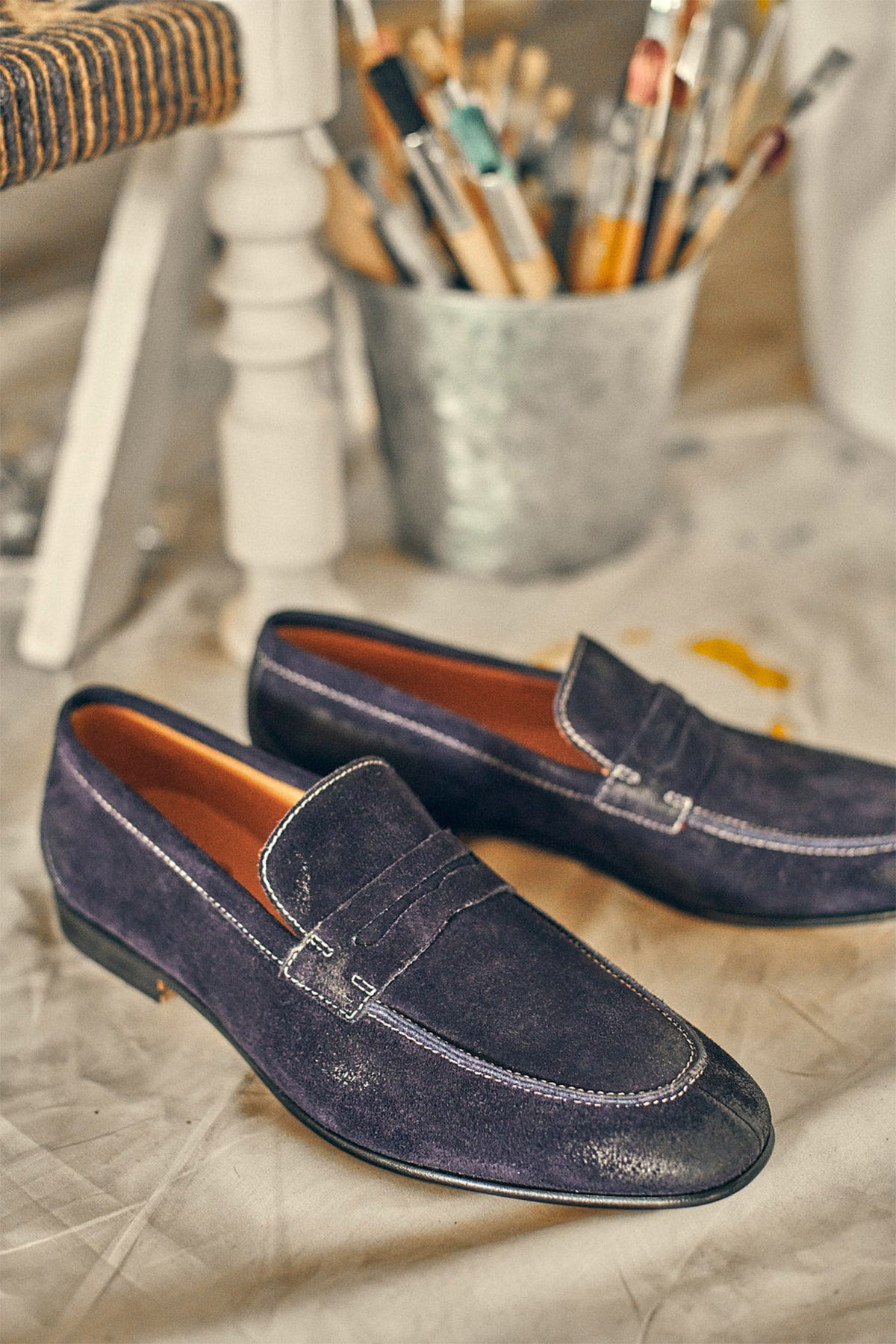 Albufeira, Loafer Shoe - Mariano Shoes