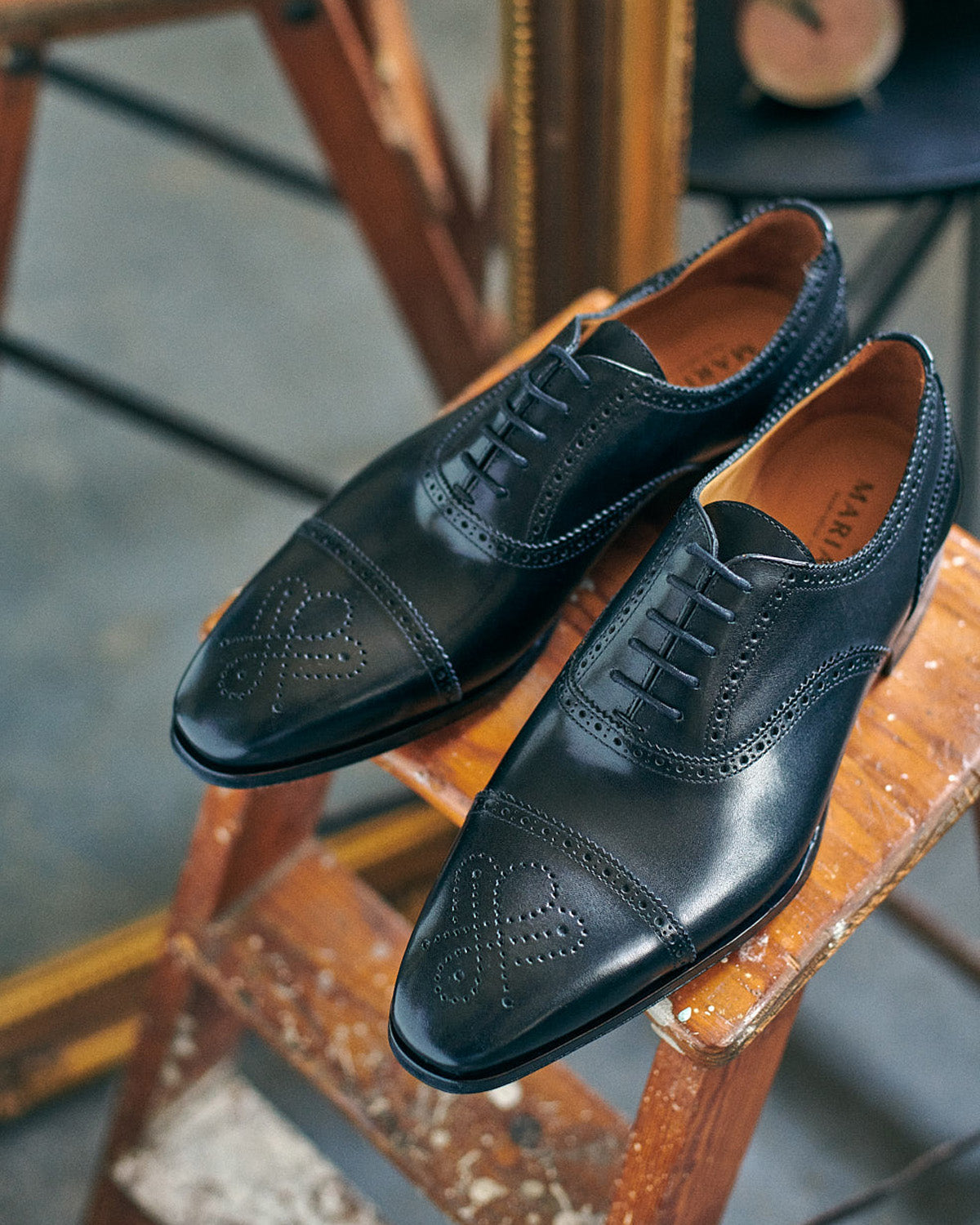 Montemor, Oxford - Mariano Shoes