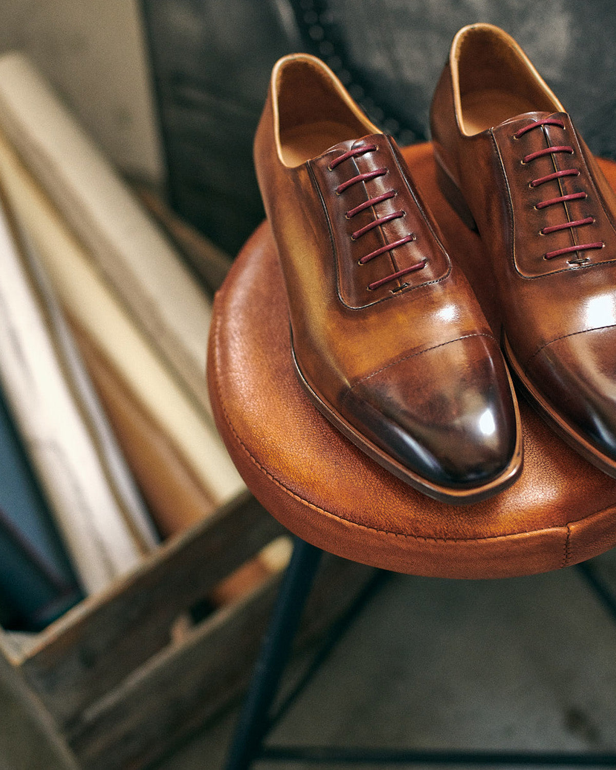 Monte Real, Oxford - Mariano Shoes