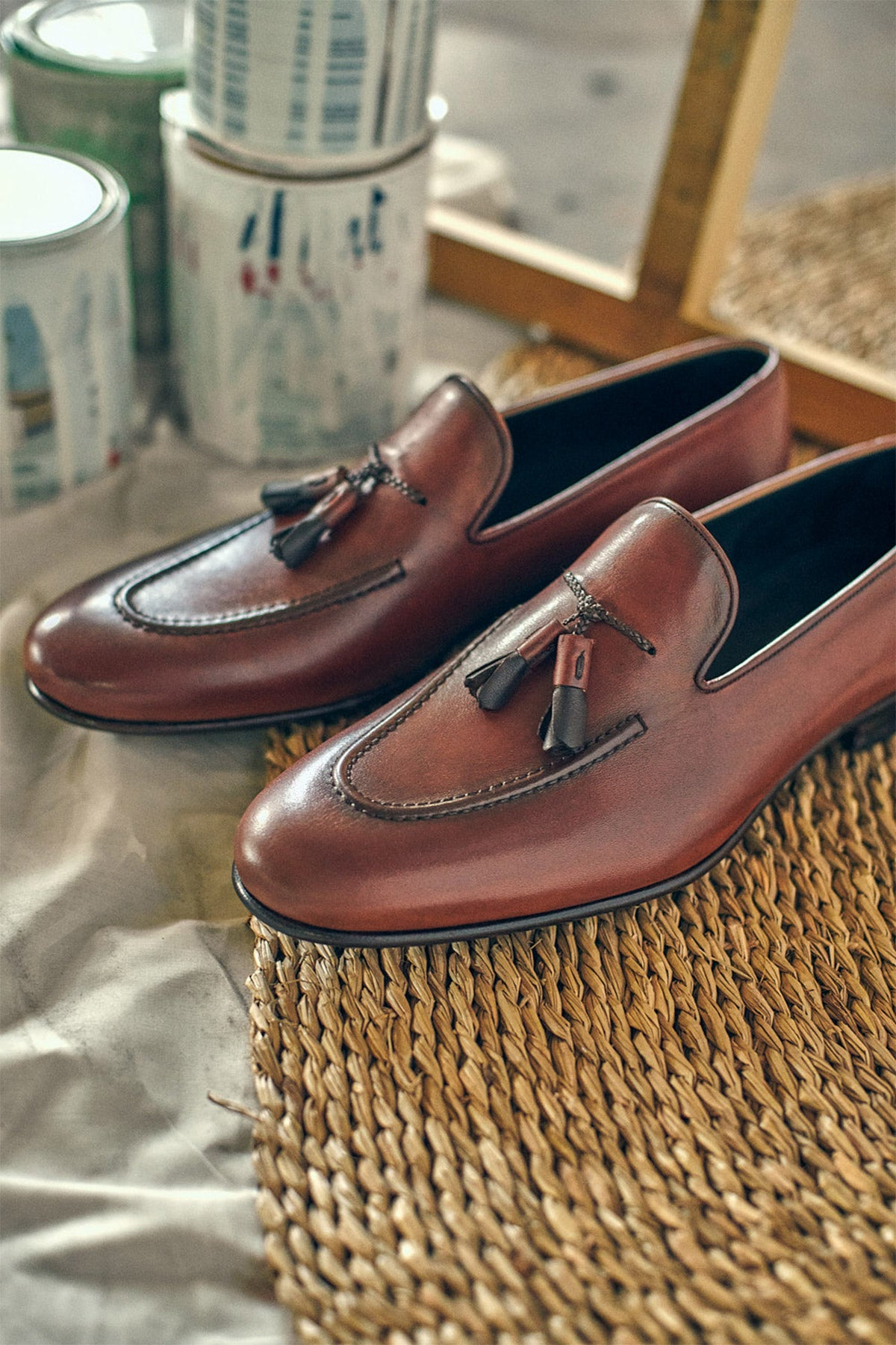 Tunes, Loafer Shoe - Mariano Shoes