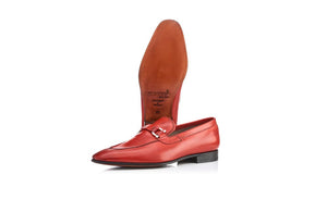 Calf Leather Loafers - Mariano Shoes - Handcrafted since 1945
