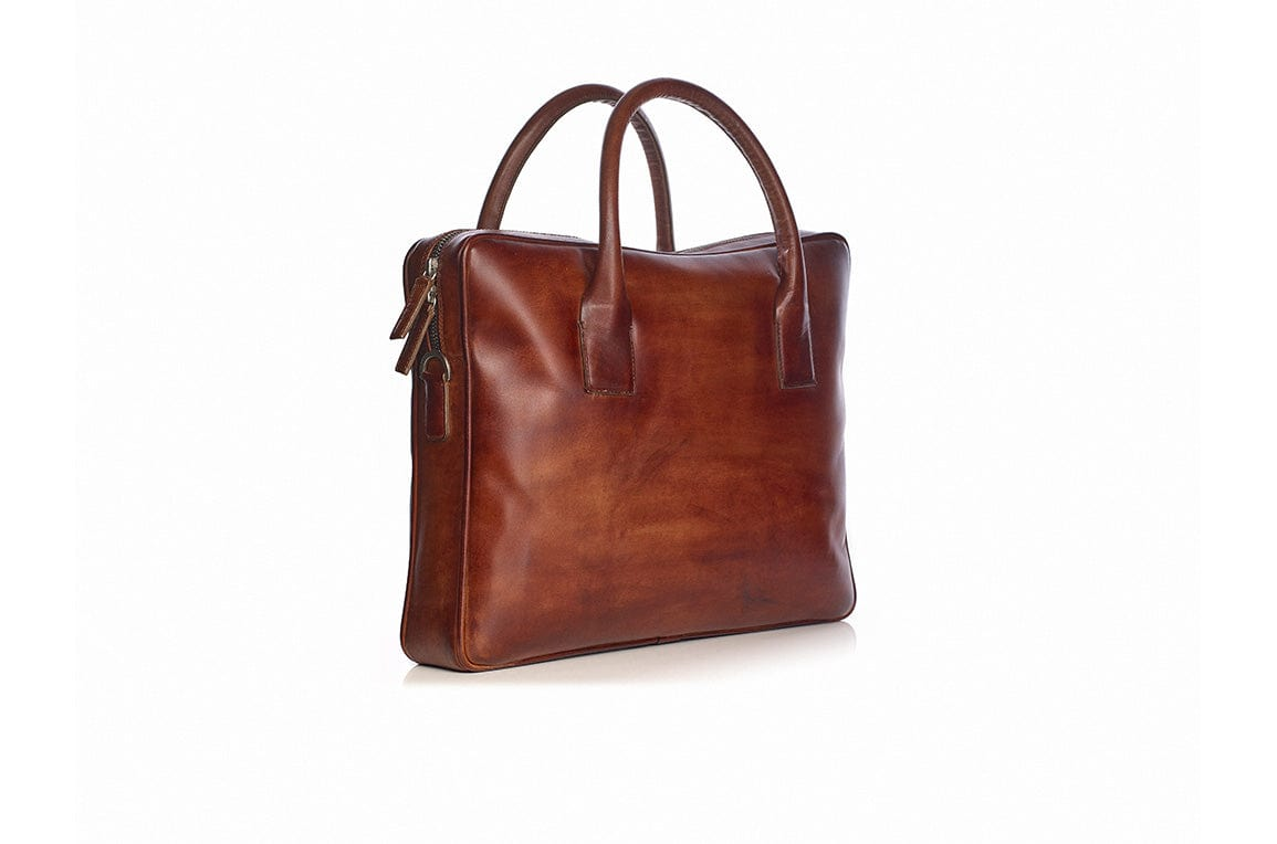 Calf Leather Briefcase