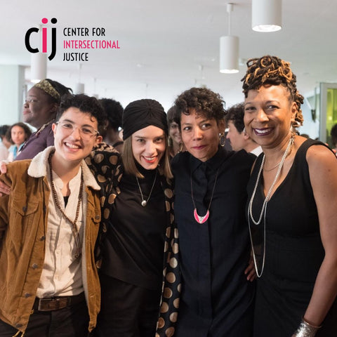 Vier Frauen des Centers for Intersectional Justice