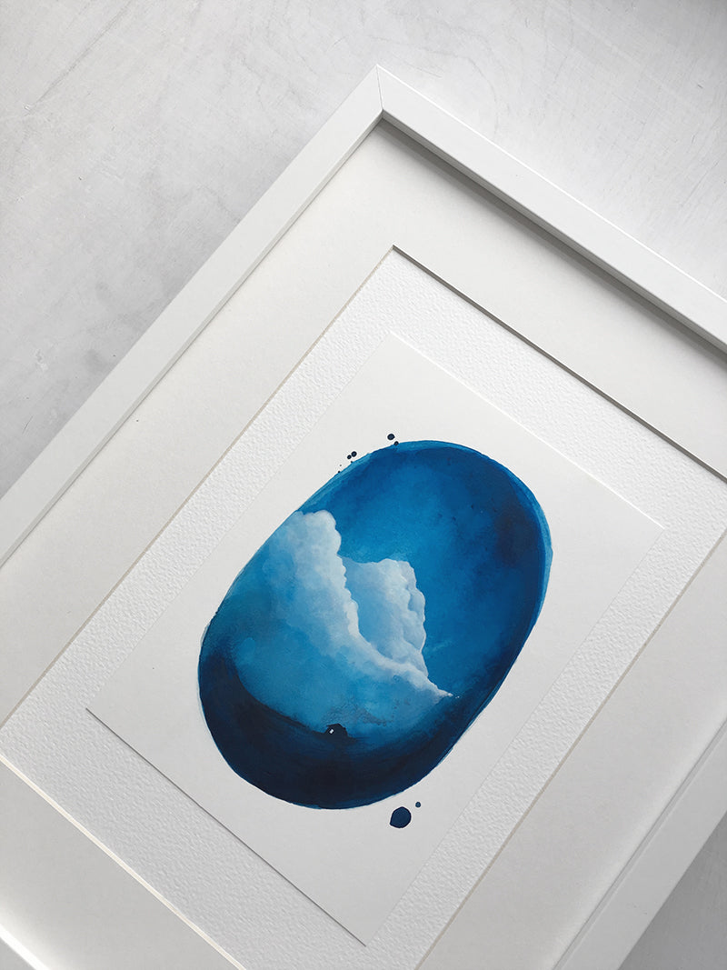 Original Painting - Watercolour Skies No. 6