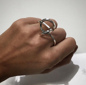 Loose Knot ring