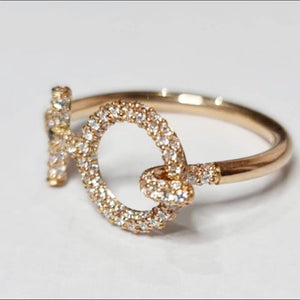 SHE Diamond Ring