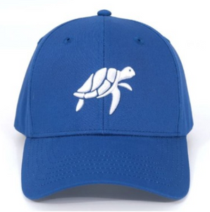 Deep Blue Baseball Cap