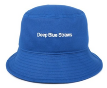 Load image into Gallery viewer, Deep Blue Bucket Hat