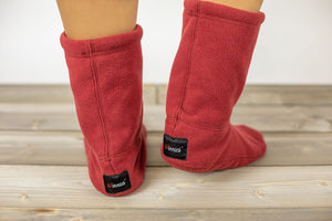 Winnies Slipper Socks Boot Cut