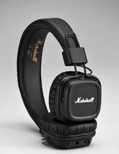 marshall-headphones-black|amazingluxurylife.com