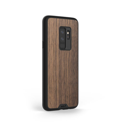 Walnut Protective Samsung S9 Plus Case