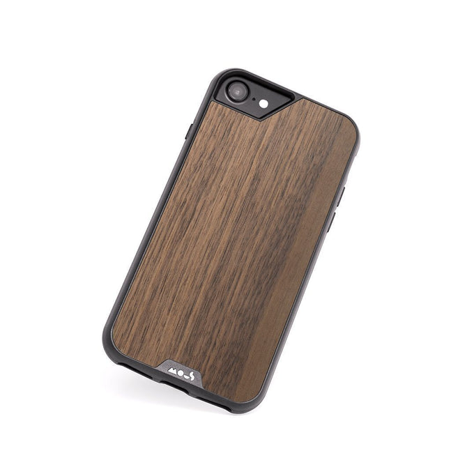 Walnut Indestructible iPhone SE Case