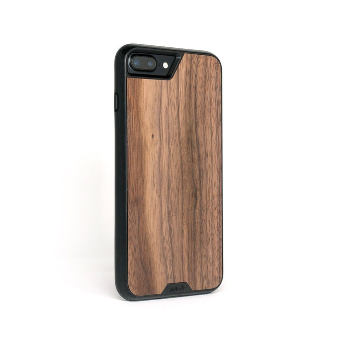Walnut Protective iPhone 8 Plus Case