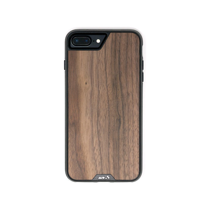 Walnut Unbreakable iPhone 8 Plus Case