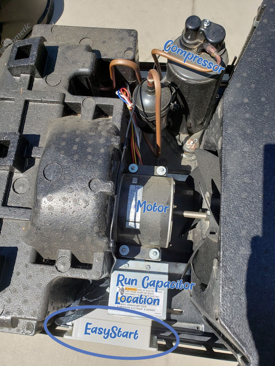 Running RV Air Conditioning on Battery Power - Does it really work