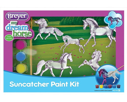 Breyer Suncatcher Paint Kit