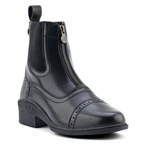 Tuscany Ladies Zip Paddock Boot