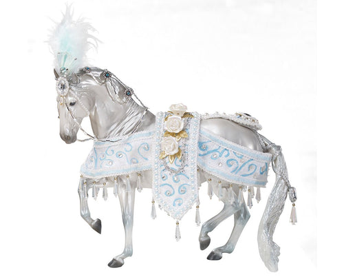Celestine - Breyer 2018 Holiday Horse