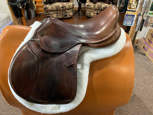 M. Toulouse Platinum Lagano Saddle