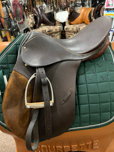 Steubben Saddle