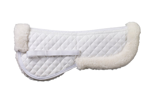 Ovation Syntech Sheepskin Half Pad