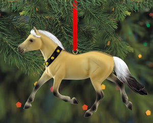 Breyer Fjord Beautiful Breeds Ornament