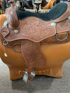 Ligers N Tigons Western Saddle