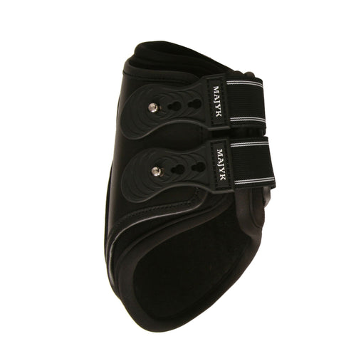 Majyk Equipe Boyd Martin Leather Hind Jump Boot (Snap Closure)