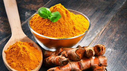 The History of Turmeric