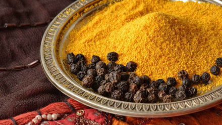 Turmeric Curcumin Complex: A Breakdown of the Ingredients