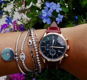 MANHATTAN CHRONO | WOMEN - VERONESI|WATCHES