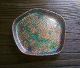 Resin Ring Dish Pentagon Design Sparkly Mixed Glitters