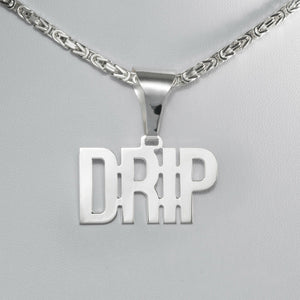 DRIP Anhänger aus 925 Sterling Silber Made in Italy (PE50)
