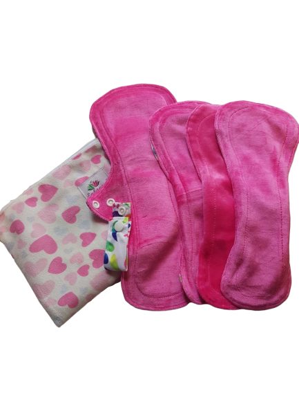 Menstrual Cloth Pad 6 Pack