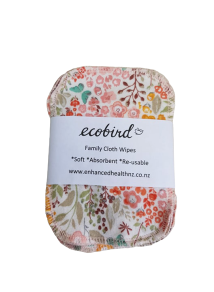 Family Cloth Wipes ~ For Every Day Use
