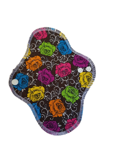 ECOBIRD MENSTRUAL CLOTH PAD ~ Graceful Range ~ Moderate Flow
