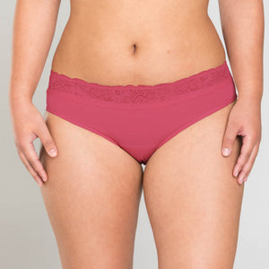 "Modibodi Period Underwear ""Hi-Waist Bikini"" LIGHT-MODERATE"