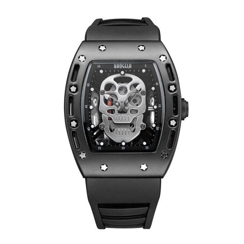 RM Skull Face Wrist Watch