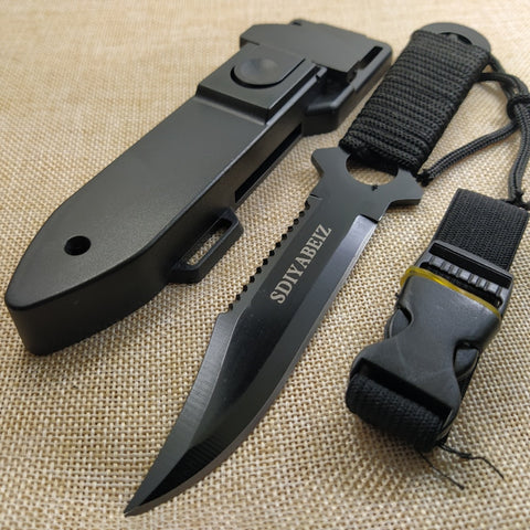 Diving Knife with ABS Sheath