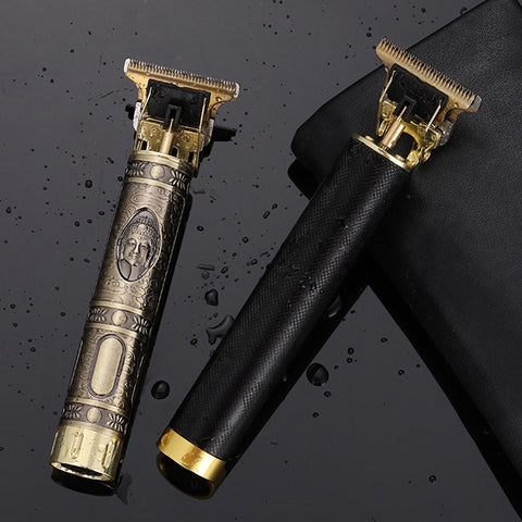 Elegant Professional  Hair Trimmer / Clippers Precision Finishing