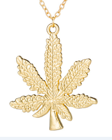 Cannabiss Necklace