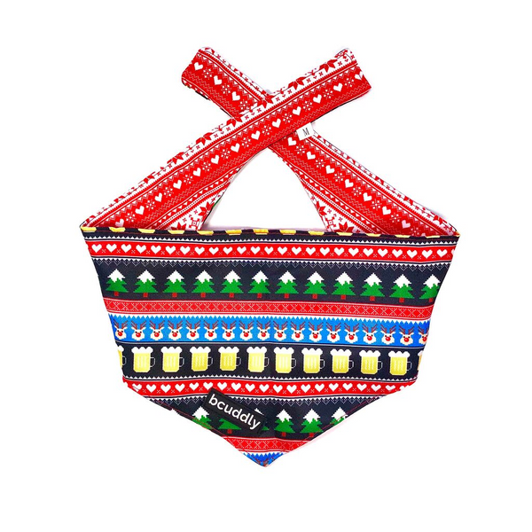 Dog bandana - Ugly Sweater