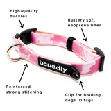 Blush Pink (Leash, Harness, Collar, Poop Bag Holder)