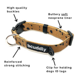 Chill Cheetah (Leash, Harness, Collar, Poop Bag Holder, Bandana)