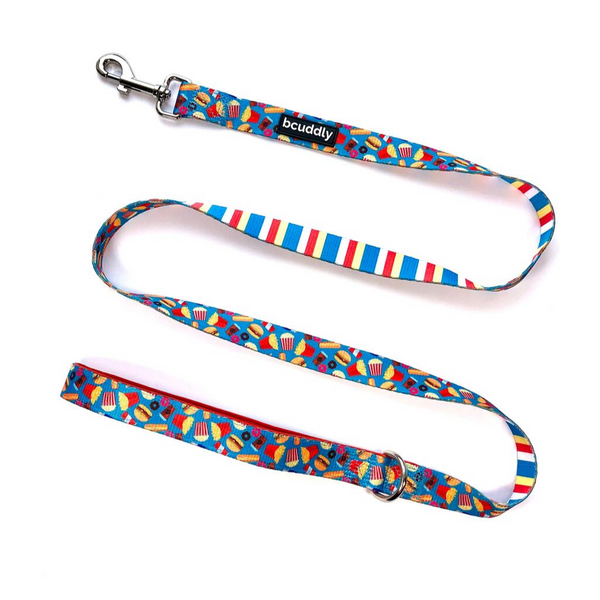 Dog Leash - Junk Food (5ft)