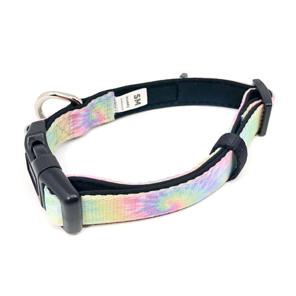 Dog Collar - Tie Dye