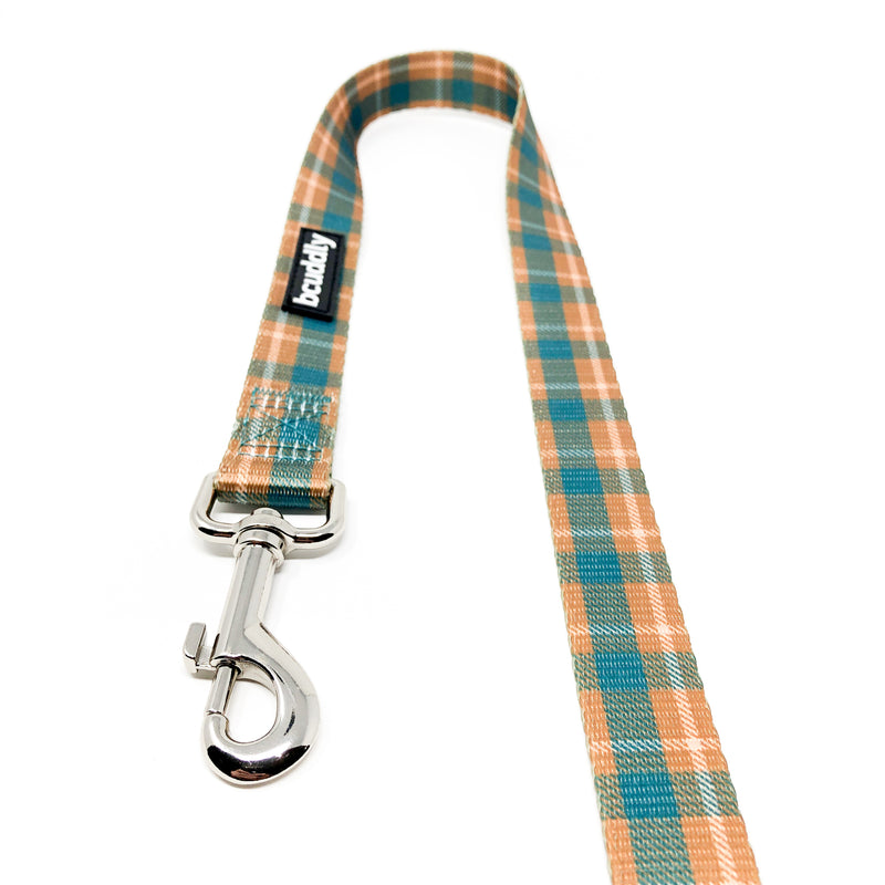 Dog Leash - Cozy Plaid (6ft)